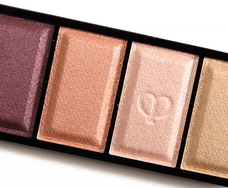 Cle de Peau Golden Lace (313) Eyeshadow Quad