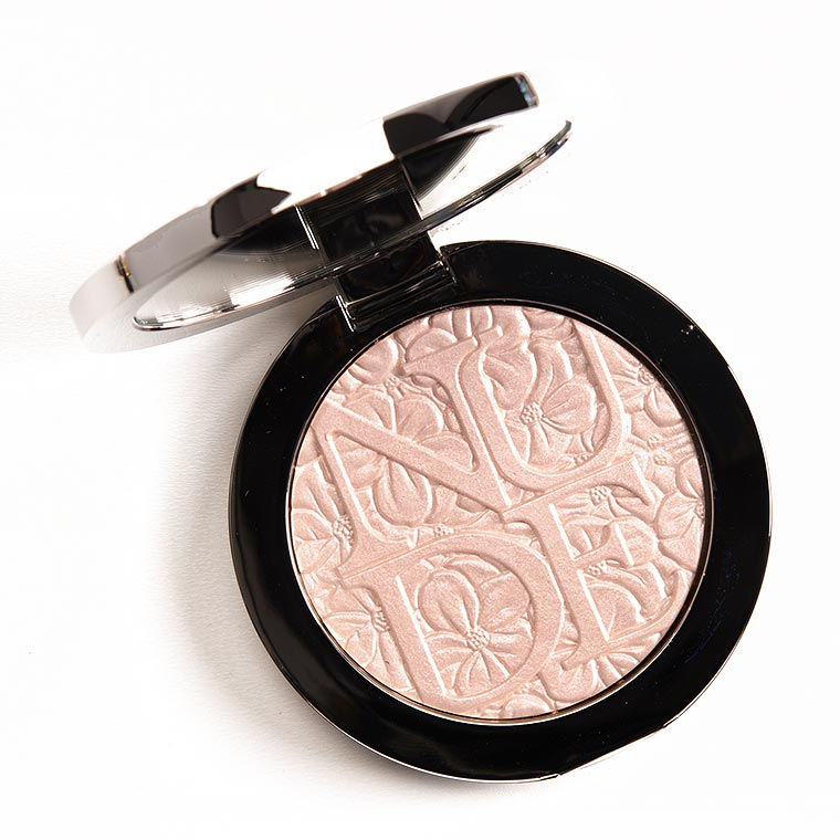 Dior Glowing Pink Diorskin Nude Air Illuminating Powder
