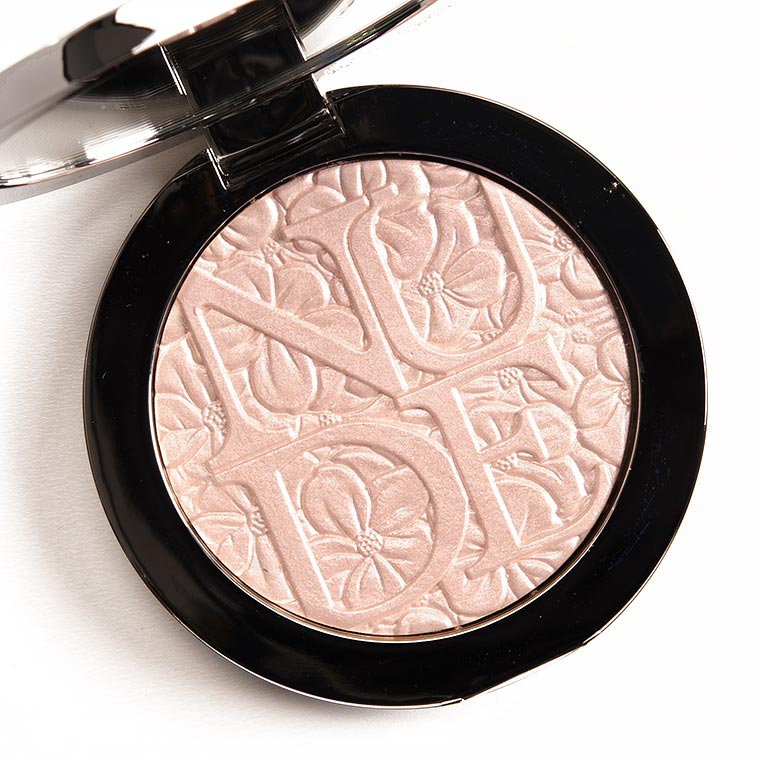 Dior Glowing Pink Diorskin Nude Air Illuminating Powder