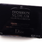 Dior Glowing Pink (001) Glowing Gardens Diorskin Nude Air Illuminating Powder