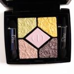 Dior Rose Garden (451) Glowing Gardens Eyeshadow Palette