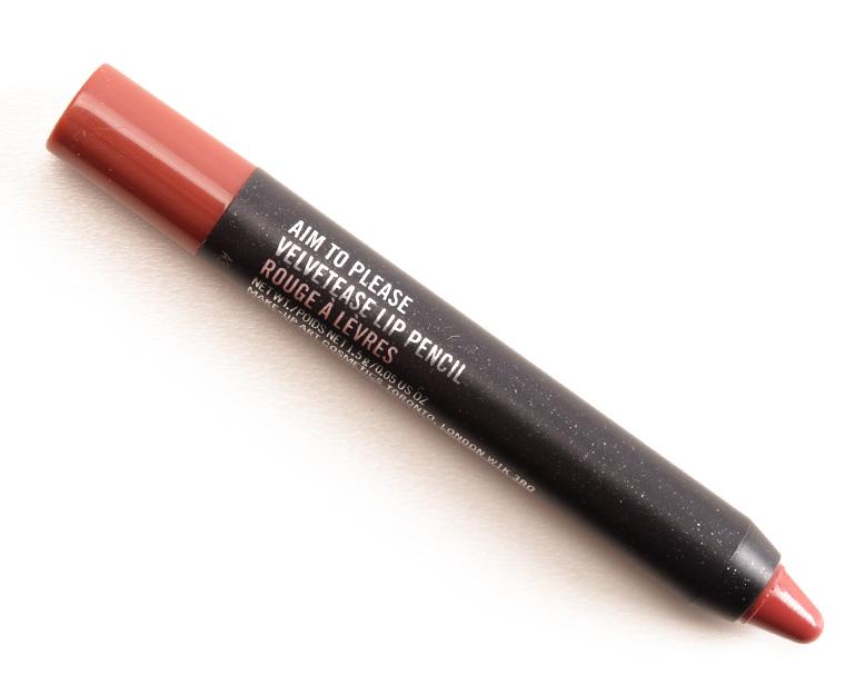 MAC Aim to Please Velvetease Lip Pencil