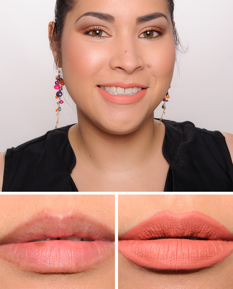 MAC Back in Vogue Retro Matte Liquid Lipstick