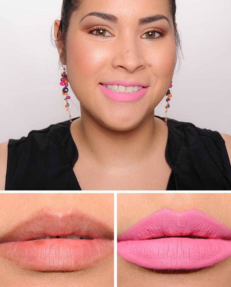 MAC Divine Divine Retro Matte Liquid Lipstick