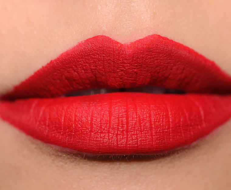 Mac retro matte liquid lipcolour
