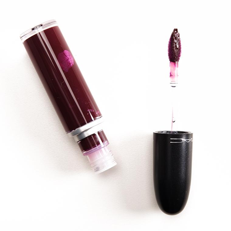 MAC High Drama Retro Matte Liquid Lipstick