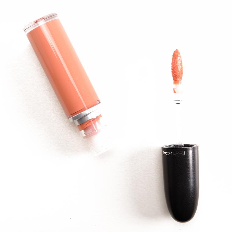MAC Mademoiselle Retro Matte Liquid Lipstick