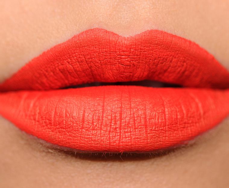 MAC Quite the Standout Retro Matte Liquid Lipstick