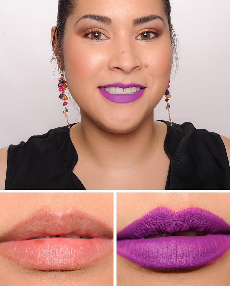 MAC Recollection Retro Matte Liquid Lipstick