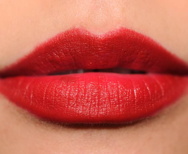 MAC Reddy to Go Velvetease Lip Pencil