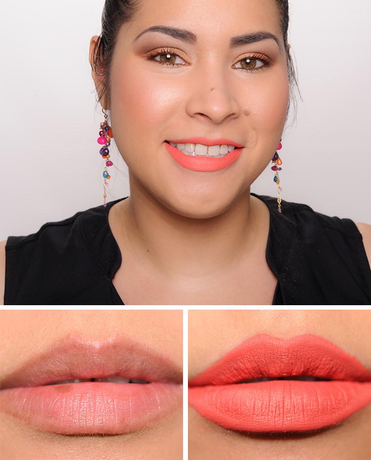 MAC Rich & Restless Retro Matte Liquid Lipstick
