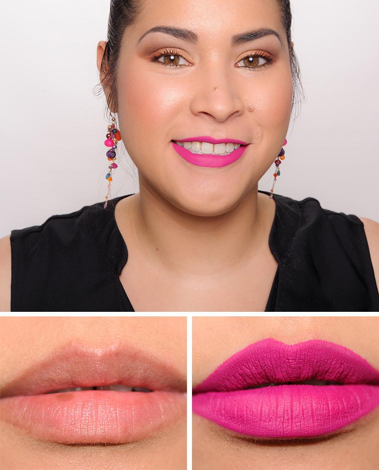 MAC Tailored to Tease Retro Matte Liquid Lipstick