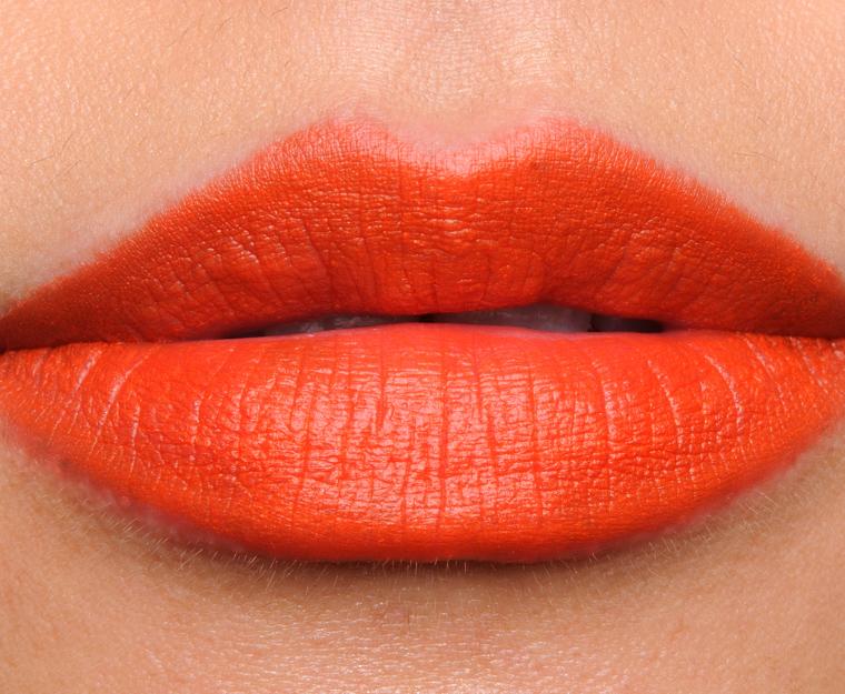 MAC Temper Tantrum Velvetease Lip Pencil