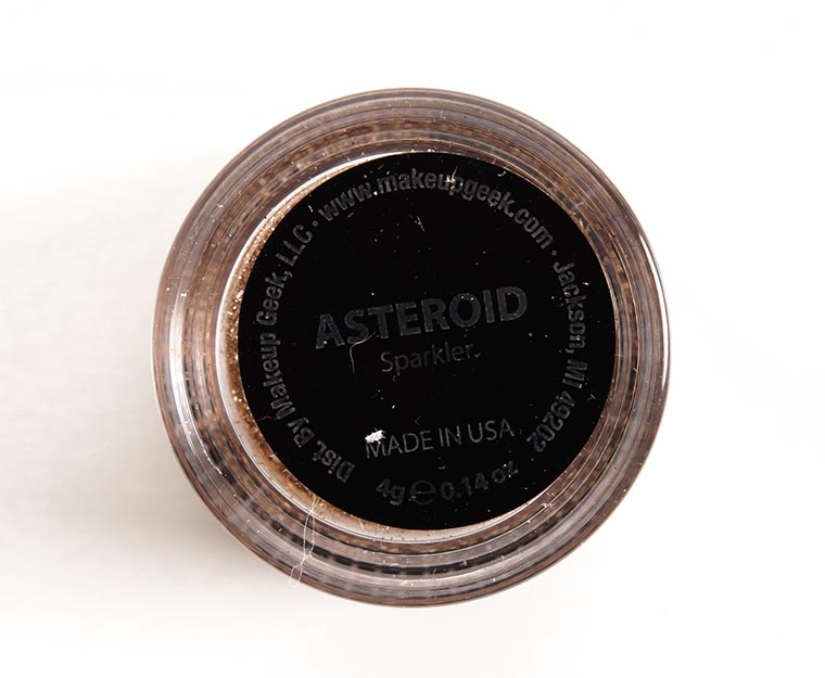 Makeup Geek Asteroid Sparklers