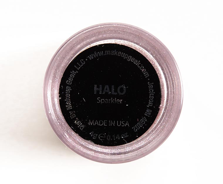 Makeup Geek Halo Sparklers