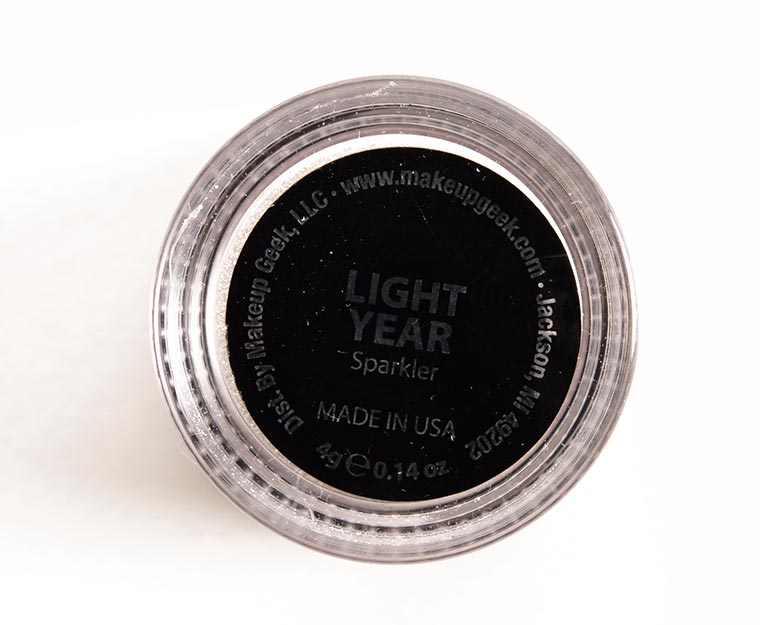Makeup Geek Light Year Sparklers