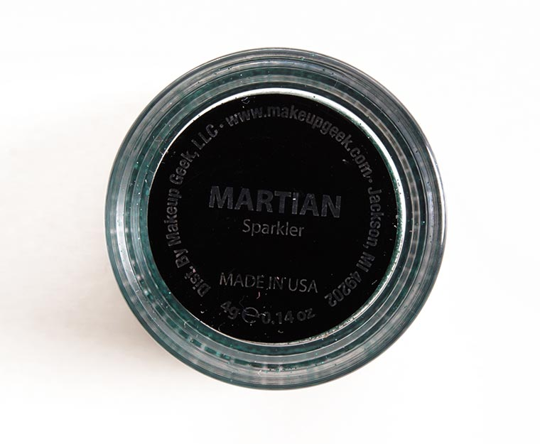 Makeup Geek Martian Sparklers