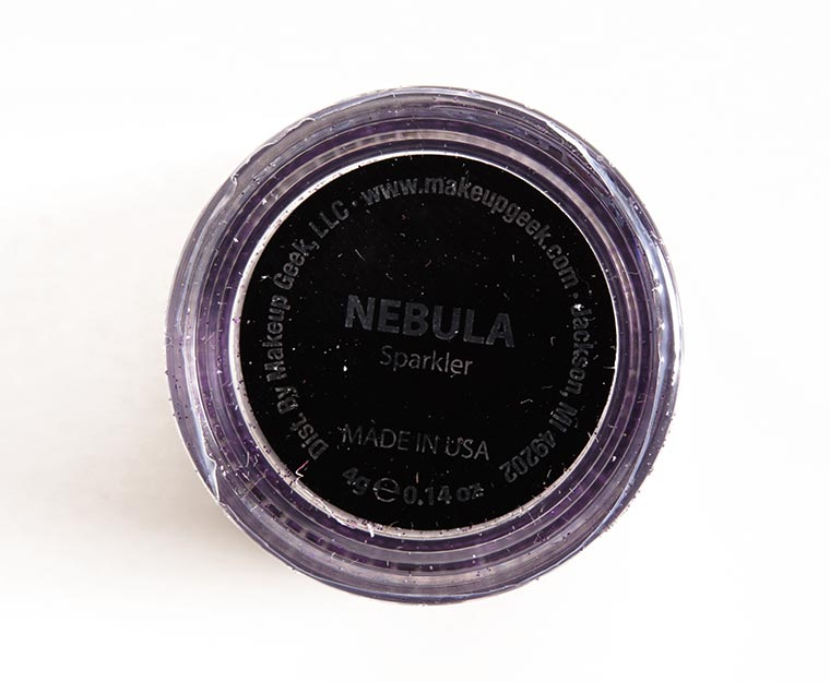 Makeup Geek Nebula Sparklers