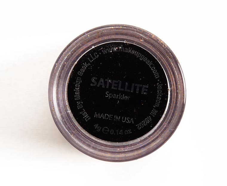 Makeup Geek Satellite Sparklers