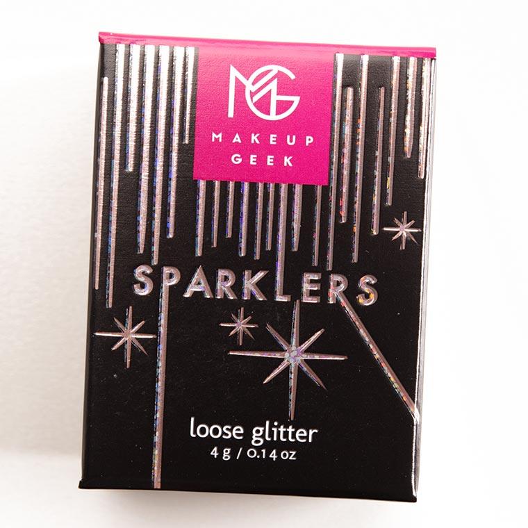 Makeup Geek Sparklers