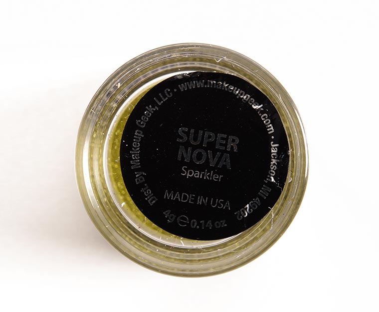 Makeup Geek Supernova Sparklers