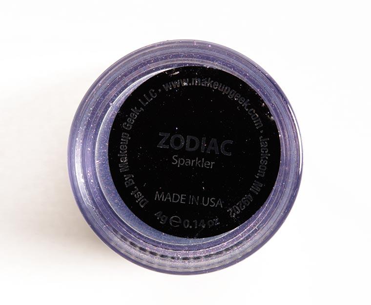 Makeup Geek Zodiac Sparklers