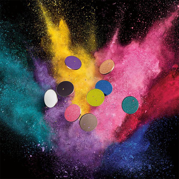 Make Up For Ever Artist Palette Vol. 3 -- Florals