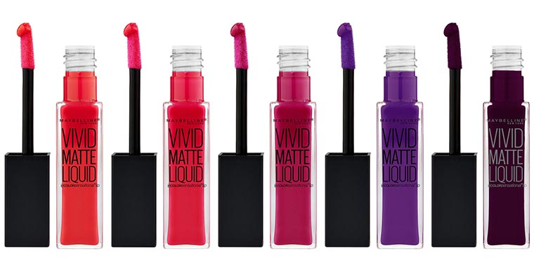 Maybelline Spring 2016 Launches