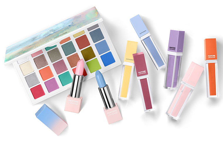 Sephora + Pantone Universe Color of the Year 2016 Collection