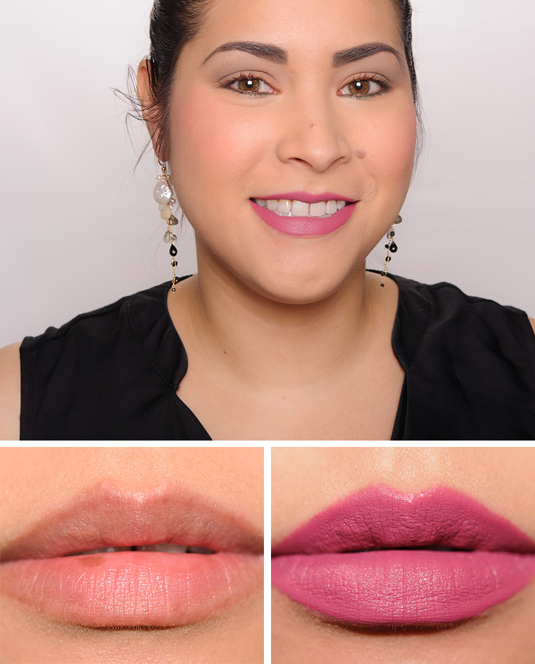 tarte namaste tbt fomo tarteist lip paints reviews