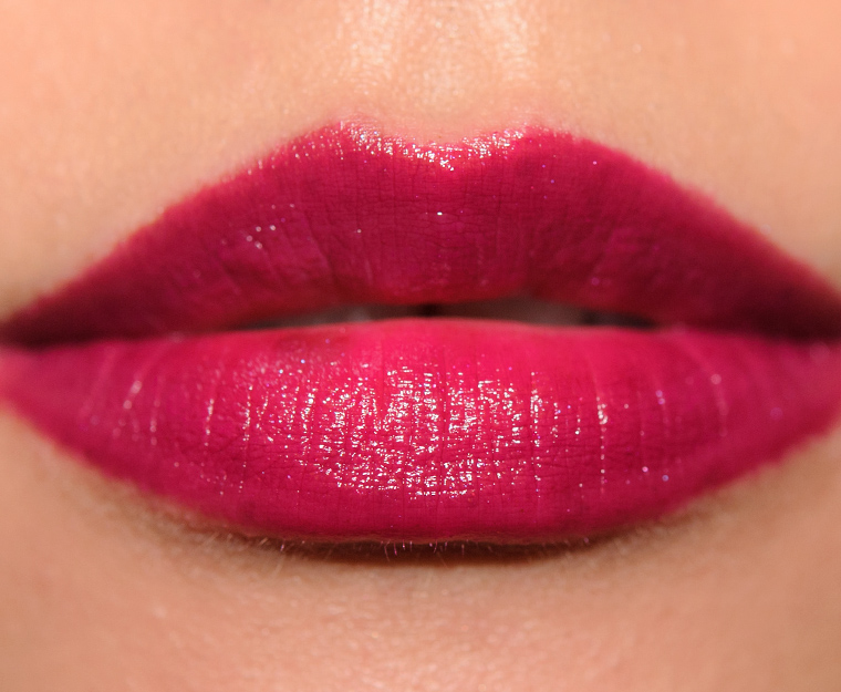 Too Faced Berry Naughty La Creme Lipstick