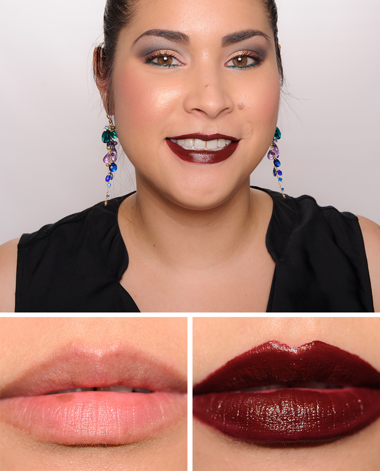 Too Faced Chocolate Cherries Melted Lipstick