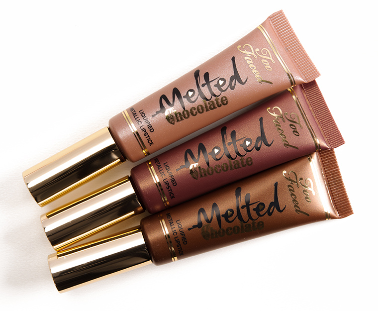 Too Faced Chocolate Melted Lipstick