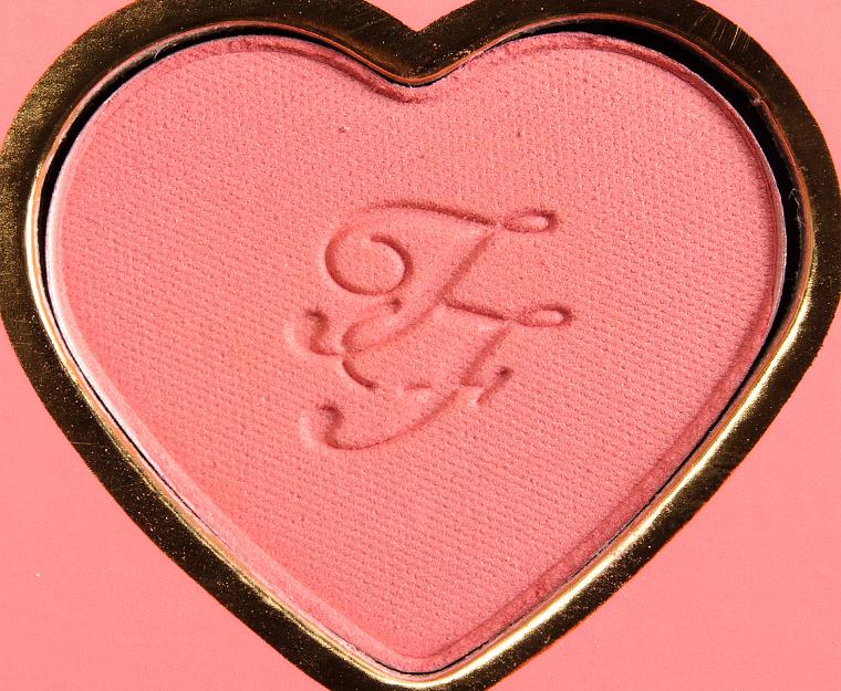 Too Faced Love Hangover Love Flush Long-Lasting 16-Hour Blush