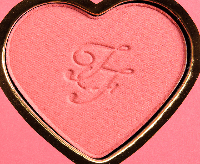 Too Faced How Deep is Your Love? Love Flush Long-Lasting 16-Hour Blush