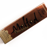 Too Faced Metallic Chocolate Candy Bar Melted Metal Liquified Lipstick