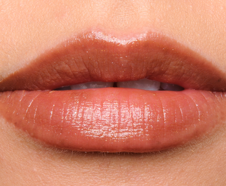 Too Faced Metallic Chocolate Candy Bar Melted Lipstick