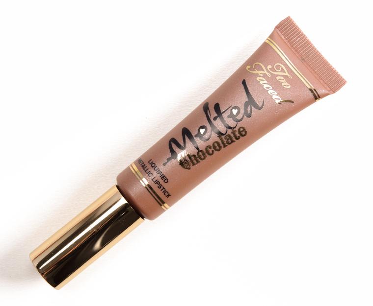 Too Faced Metallic Chocolate Diamonds Melted Lipstick