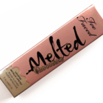 Too Faced Metallic Chocolate Diamonds Melted Metal Liquified Lipstick