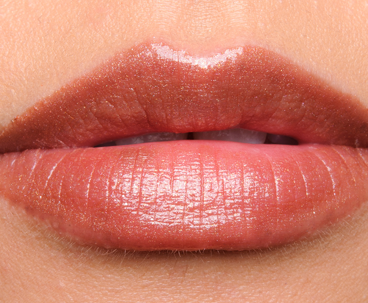Too Faced Metallic Frozen Hot Chocolate Melted Lipstick