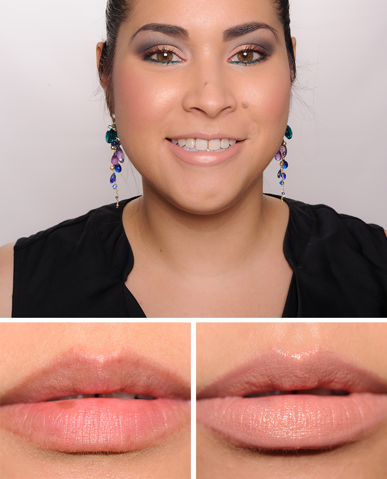 Too Faced Topless La Creme Lipstick
