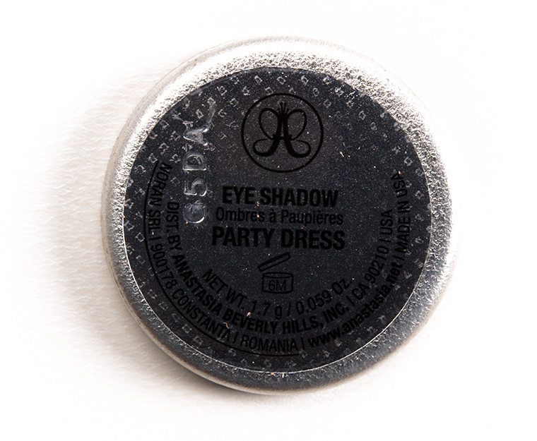 Anastasia Party Dress Eyeshadow