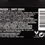 Anastasia Party Dress Eyeshadow