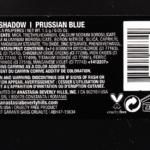 Anastasia Prussian Blue Eyeshadow