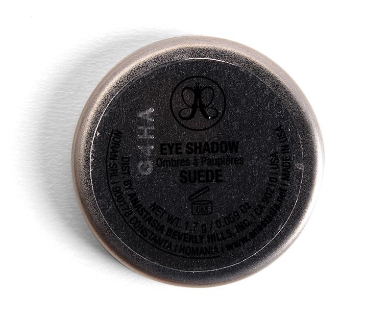 Anastasia Suede Eyeshadow