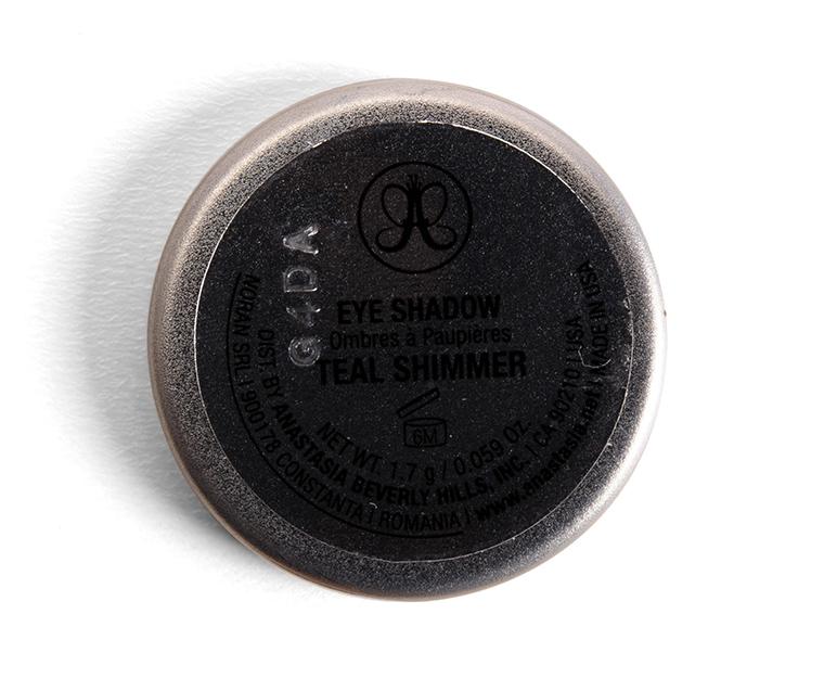 Anastasia Teal Shimmer Eyeshadow