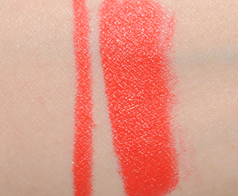 Bite Beauty Blood Orange Matte Creme Lip Crayon
