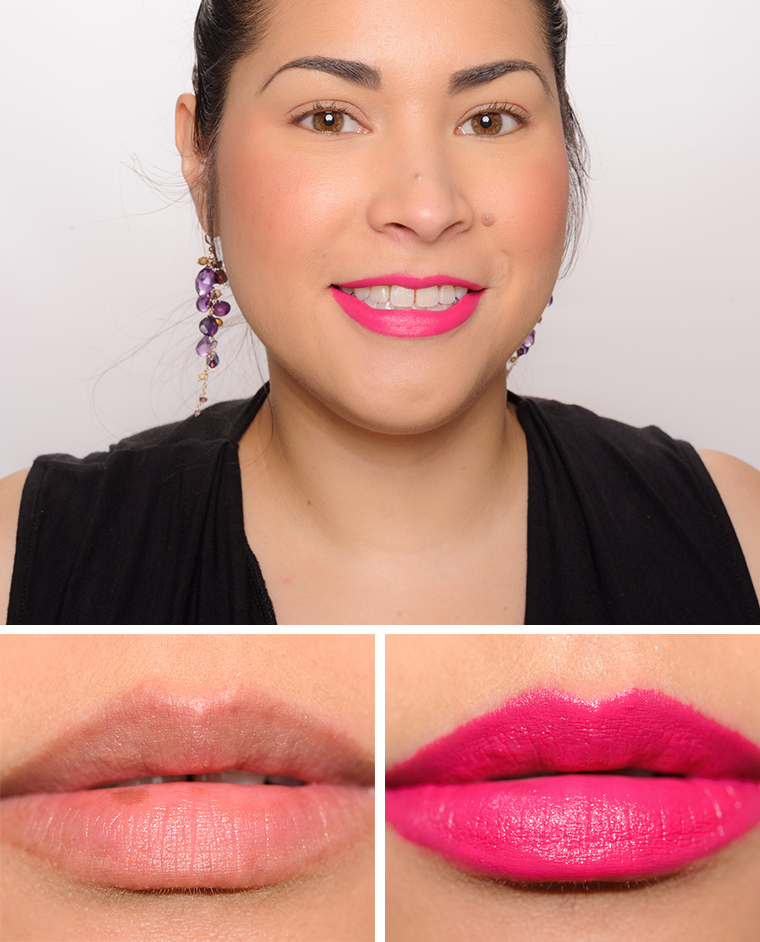 Bite Beauty Pink Lady Matte Creme Lip Crayon