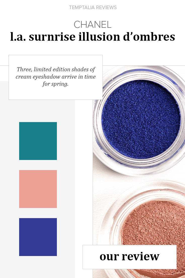 Chanel Moonlight Pink (118) Illusion d'Ombre Eyeshadow