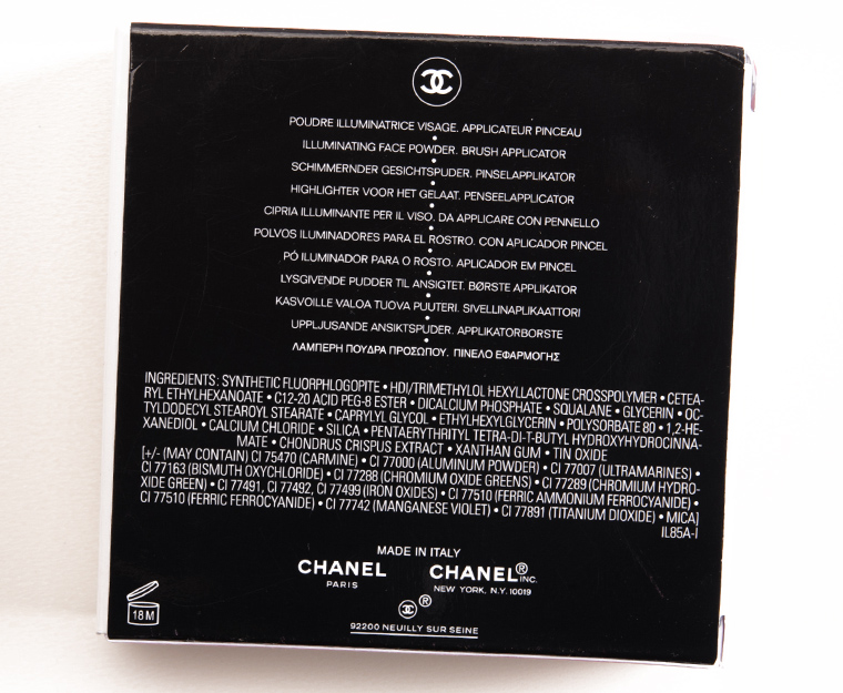 Chanel Perles et Fantaisies Illuminating Powder